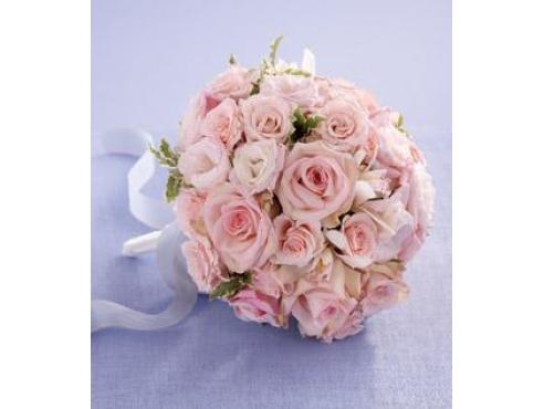 Букет невесты из 31 кенийской розы