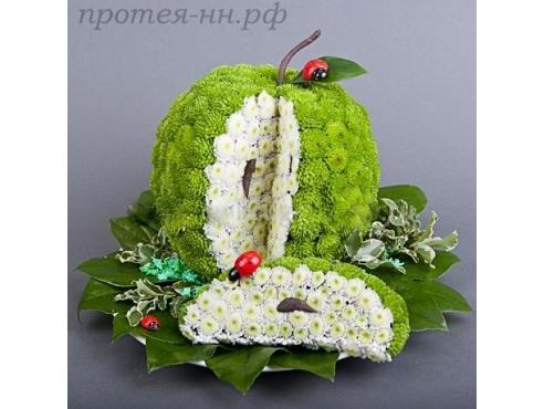 Волшебное яблоко!